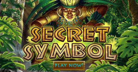 Play the Secret Symbol Video Slot Machine