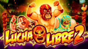 Silver Sands Lucha Libre 2 Special