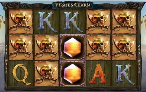 Pirates Charm Video Slot