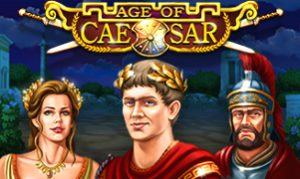 Roman themed Age of Caesar slot