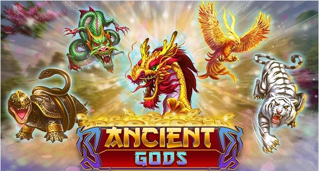 Ancients Gods Video Slot