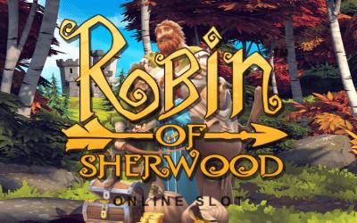 Robin of Sherwood, Robin Hood of Nottingham, Robinhood Free Slot