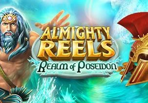 Almighty Reels Realm of Poseidon Video Slot
