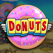 Big Time Gamings Donuts Video Slot