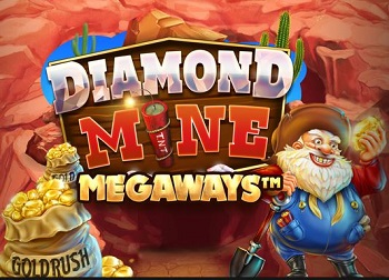 Diamond Mine Megaways Cascading Slot