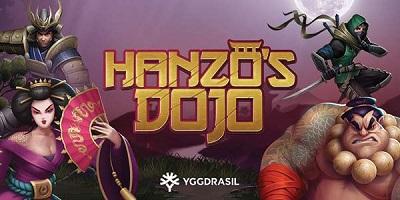 Hanzos Dojo ultimate training ground