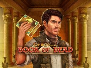 Book of Dead Video Slot Promotion