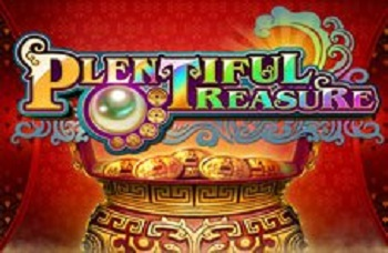 Plentiful Treasure Chinese theme video slot