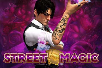 Play n Go Street Magic Video Slot