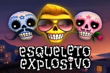 Esqueleto Explosivo video slot