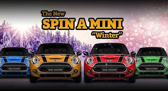 Spin A Mini Winter Tournament