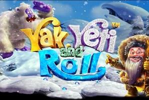 Yak Yeti and Roll Video Slot