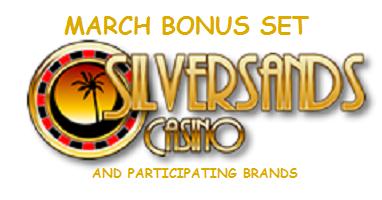 Silver Sands March Bonus Set