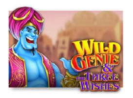 Wild Genie and The Three Wishes