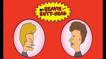 Beavis & Butt-Head Video Slot