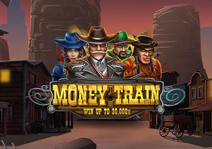 Money Train Video Slot