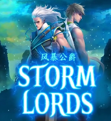 Storm Lords Video Slot