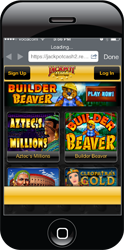 Silver Sands Mobile Casino
