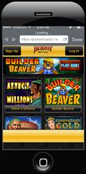 Silver Sands Mobile Casino