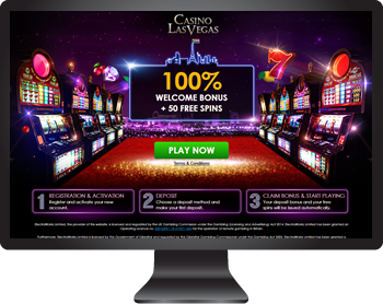 Casino Las Vegas. Play in South African Rand's