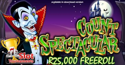 Count Spectacular Free Roll Tournament