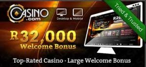Casino.com Online Casino Review Page