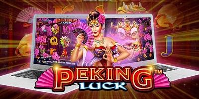 Pragmatic Play New Title Peking Luck