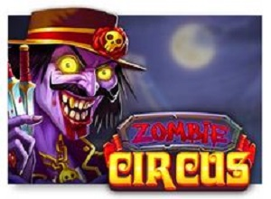 celebrations with Zombie Circus Video Slot