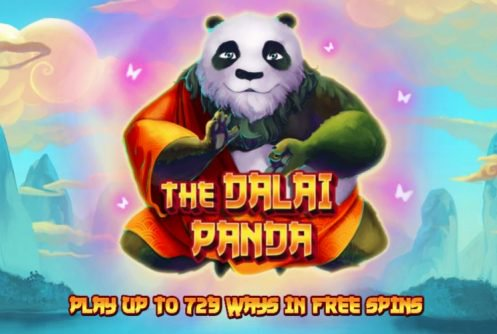 The Dalai Panda Video Slot
