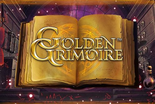 Golden Grimoire Video Slot