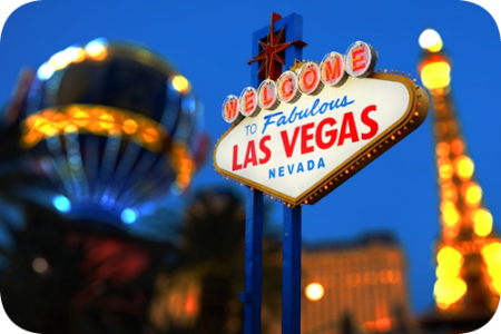 Las Vegas is the home of the best holiday casinos in the world!