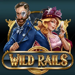 Wilds Rails Video Slot