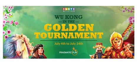 Slotsmillion Golden Tournament