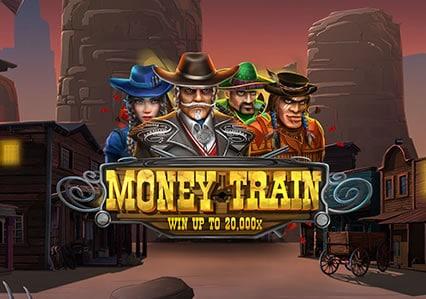 Money Train Video Slot