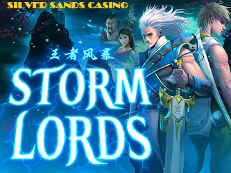 Storm Lords with Silver Sands