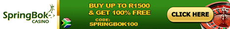 Visit Springbok Casino and win today!