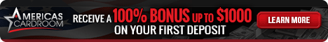 Americas Cardroom - Busy and full of online poker action for you