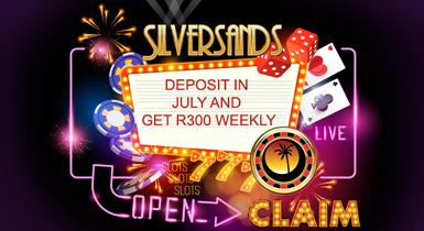 Silver Sands deposit special
