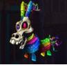 The Mariachi5 Donkey Pinata
