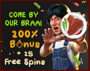 Slots hall offer on Fire Dragon