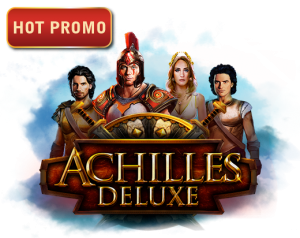 Achilles Deluxe video slot offers from Slots Hall Casino