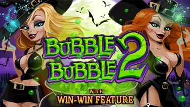 Win Big with 50 Free Spins on Bubble Bubble 2 slot game