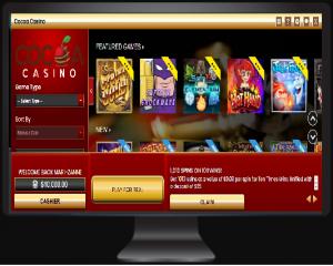 Cocoa Casino play screen click to play