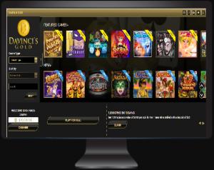 Da Vinci's Gold Casino visit site