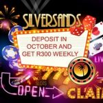 Weekly bonus ad on weekly deposits