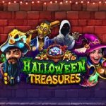 Deposit offer on Halloween Treasures