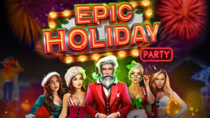 Epic Holiday Party coming soon to silversands