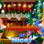 Holiday offer on Naughty and Nice slot tournament