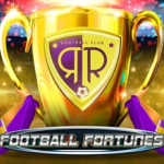 Football Fortunes new slot game