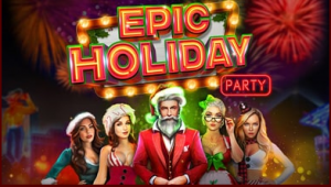 Epic Holiday Party offer from Silversands Casino